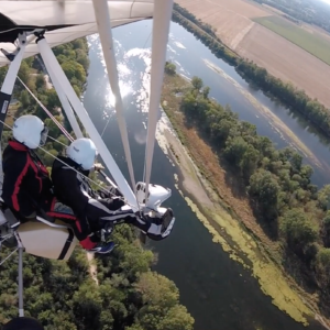AIR GRAVITE ULM Les bords de Loire