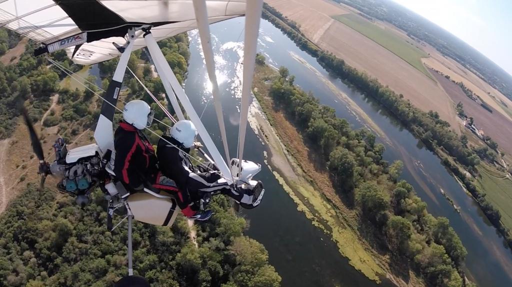AIR GRAVITE ULM - Vol en ULM en Région Centre Val de Loire